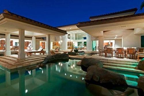 Những khách sạn có giá thuê đắt nhất TG, Tài chính - Bất động sản, Khach san, dai gia, Thousand Wave, biet thu, quan dao Hawaii, khu nghi duong, Thousand Waves, Hawaii Villa Contenta, Miami