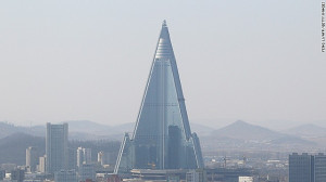 on April 3, 2011 in Pyongyang, North Korea.
