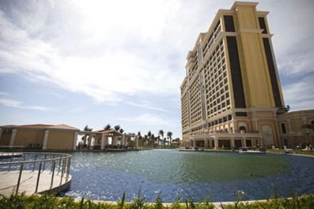 """Sắp khai trương tổ hợp khách sạn """"có casino"""""""