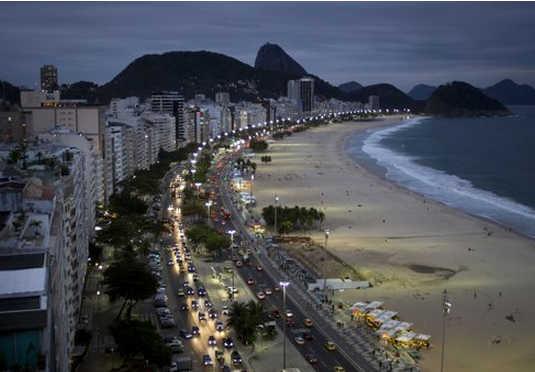 Giá thuê phòng tại Brazil dịp World Cup cao kỷ lục
