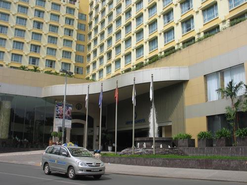 Khách sạn thương nhân tiêu biểu tại Tp. HCM - 3