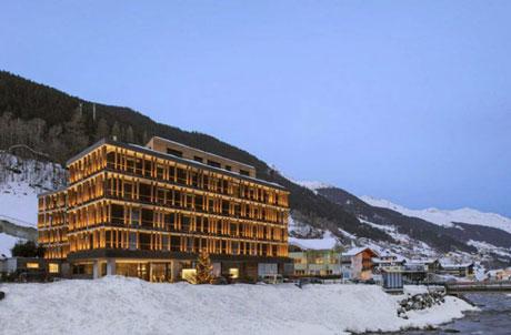 Khách sạn Alpina, Gstaad, Thụy Sỹ