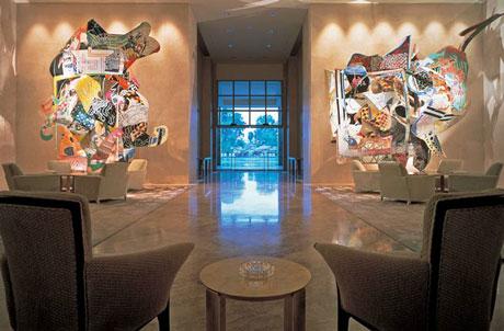 Khách sạn Bốn Mùa tại Ý