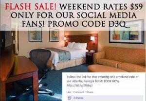 atlanta-hotel-facebook-promotion