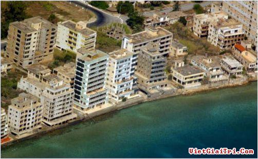 8 khách sạn tiền tỷ bị bỏ hoang