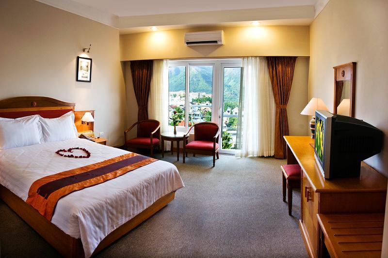 Phòng đẹp tạo cho du khách ấn tượng tốt