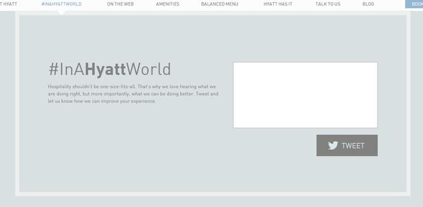 Chiến lược nội dung số của tập đoàn Hyatt