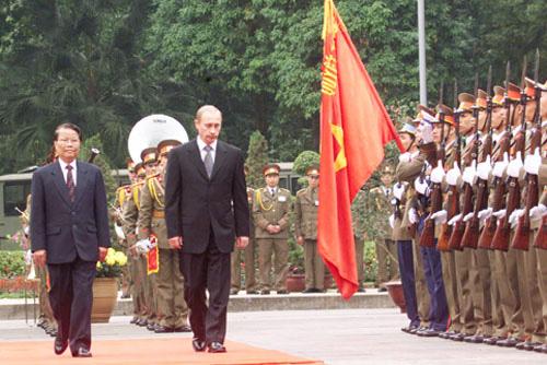 Putin,tổng thống Putin,ông Putin thăm Việt Nam,khách sạn,Daewoo,Hilton