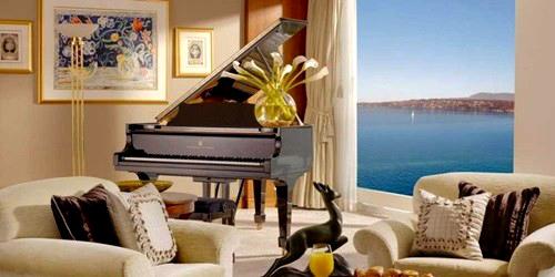 10 phòng khách sạn đắt nhất thế giới - 1