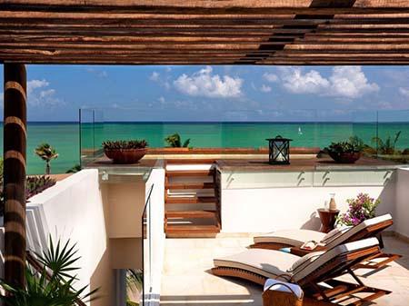Khách sạn Rosewood Mayakob thuộc Riviera Maya Mexico