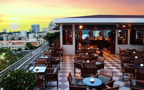 3 khách sạn Việt Nam có tầm nhìn quyến rũ nhất châu Á - Ảnh 1
