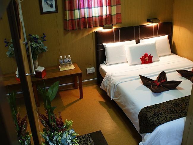 Giá phòng mỗi đêm từ 237 USD.