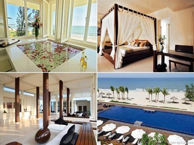 10 resort Việt siêu sang làm khách Tây mê mệt