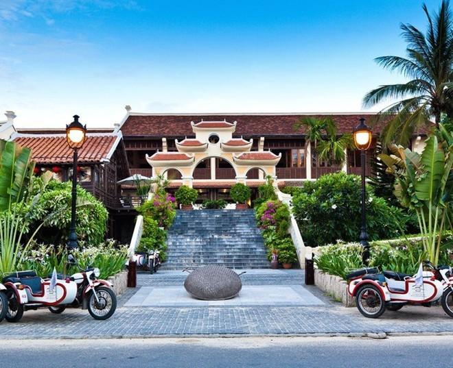 Victoria Hoi An Beach, Việt Nam: Cách Hội An chưa đầy 5 km, khu nghỉ dưỡng này được xây dựng mô phỏng theo một làng chài truyền thống của Việt Nam.