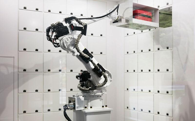 Những con robot này được công ty Kokoro sản xuất trong hơn 1 thập kỷ.
