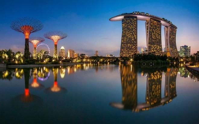 Những khách sạn 5 sao nổi tiếng nhất Singapore