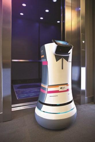 Những khách sạn công nghệ cao trên thế giới có gì lạ?
