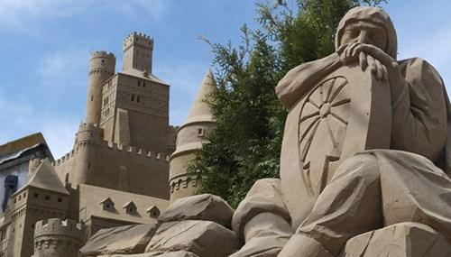 Khách sạn lâu đài cát đắt đỏ ở Hà Lan - ảnh 6