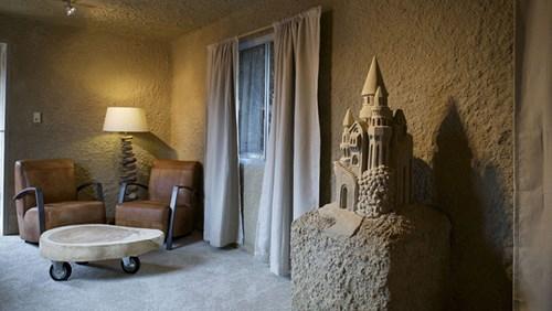 Khách sạn lâu đài cát đắt đỏ ở Hà Lan - ảnh 8