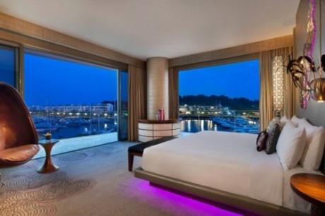 Ghé thăm 3 khách sạn công nghệ cao cấp nhất thế giới
