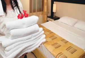 Giải quyết vấn đề của khách sạn khi Lưu trú Khách Sạn