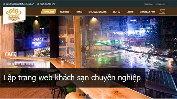 Kinh nghiệm kinh doanh khách sạn từ trang web 3