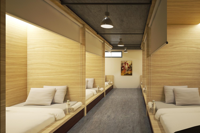 Like Backpacker Hostel Đà Nẵng gây choáng vì độ rẻ đẹp ngất ngây