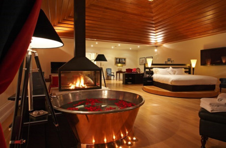 10 khách sạn lãng mạn nhất cho ngày Valentine