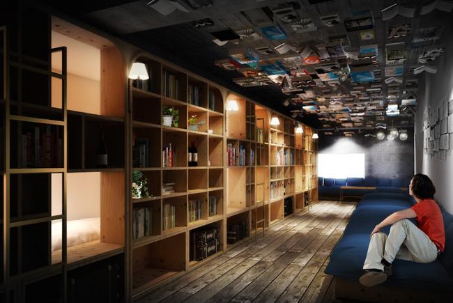 Thiên đường dành cho những kẻ mọt sách ở Tokyo - Ảnh 1.