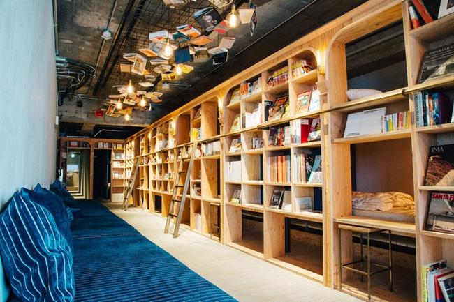 Thiên đường dành cho những kẻ mọt sách ở Tokyo - Ảnh 4.