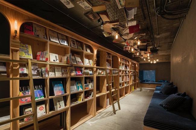 Thiên đường dành cho những kẻ mọt sách ở Tokyo - Ảnh 7.
