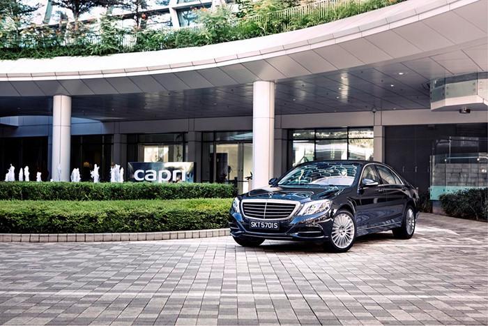 7 triệu đồng qua đêm ở phòng ngủ kiểu Mercedes tại Singapore - ảnh 14