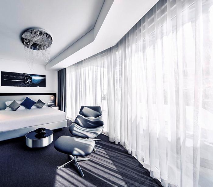 7 triệu đồng qua đêm ở phòng ngủ kiểu Mercedes tại Singapore - ảnh 4