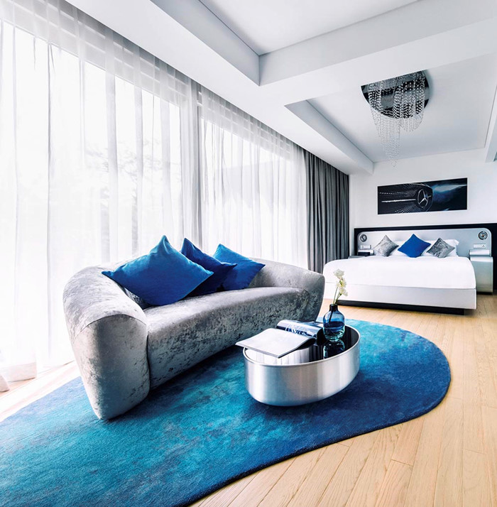 7 triệu đồng qua đêm ở phòng ngủ kiểu Mercedes tại Singapore - ảnh 5