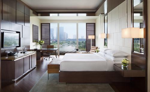 Cận cảnh phòng Tổng thống khách sạn dành cho ông Obama khi ở Hà Nội - ảnh 14