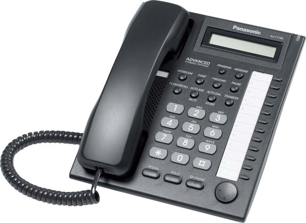 Bàn phím điện thoại khach sạn khá bẩn