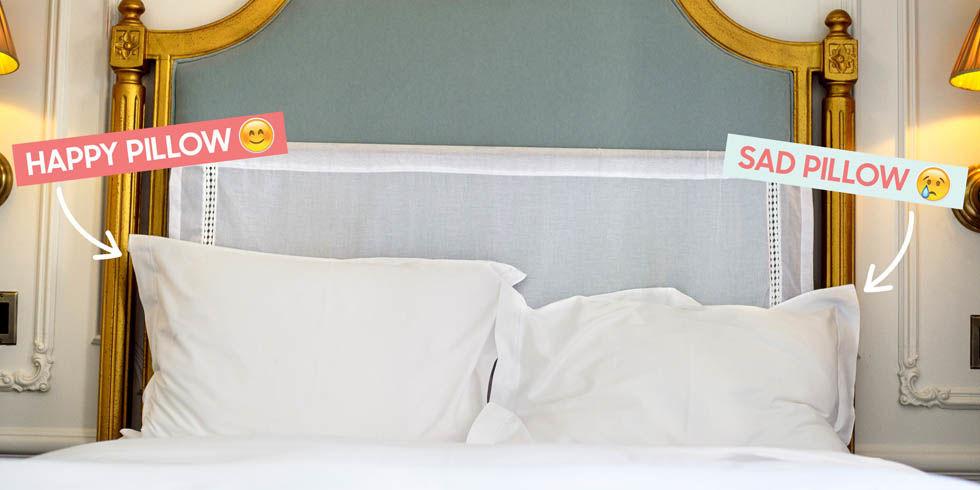 Cách xếp gối phồng khách sạn