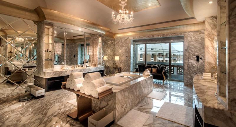Sự thật về Phòng tổng thống - căn phòng có tiền cũng chưa chắc được ở tại các khách sạn 5 sao - Ảnh 4.