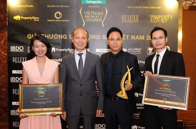 """Khách sạn FLC Quy Nhơn đạt giải """"Kiến trúc độc đáo nhất Việt Nam"""""""