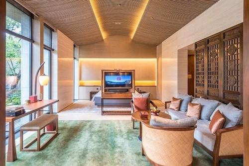 Bên trong khách sạn đắt nhất Thượng Hải có gì? - ảnh 5