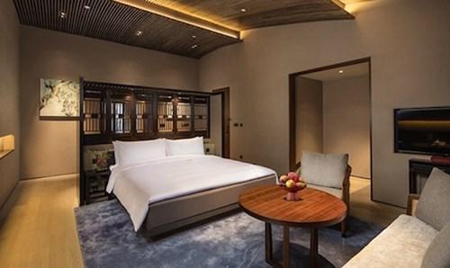 Bên trong khách sạn đắt nhất Thượng Hải có gì? - ảnh 7