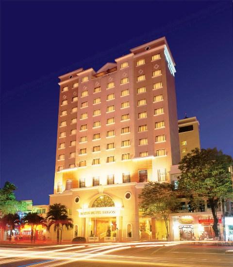 Thị trường khách sạn Việt Nam tăng trưởng mạnh