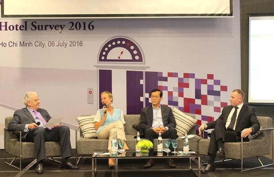 Grant Thornton Việt Nam công bố kết quả khảo sát dịch vụ khách sạn, khu nghỉ dưỡng tại Việt Nam trong năm 2015.