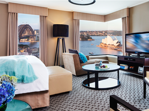 10 khách sạn sang trọng nhất thế giới - ảnh 2