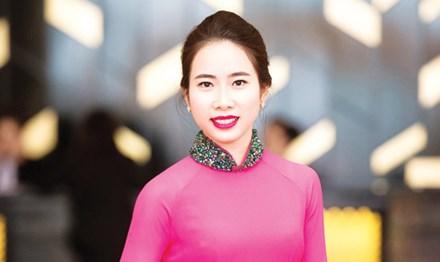 Tổng Giám đốc Tập đoàn khách sạn Mường Thanh Lê Thị Hoàng Yến