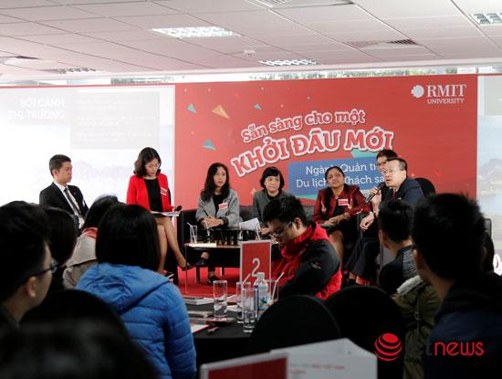 RMIT Việt Nam mở ngành mới Quản trị Du lịch và Khách sạn