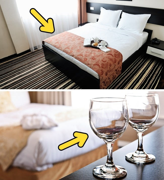 Bí mật, khách sạn, nhân viên khách sạn, phòng khách sạn, tiết kiệm tiền, du lịch