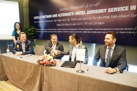 Savills hợp tác với Alternaty làm tư vấn khách sạn - ảnh 1