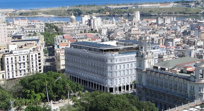 Khach san sieu sang dau tien o La Habana