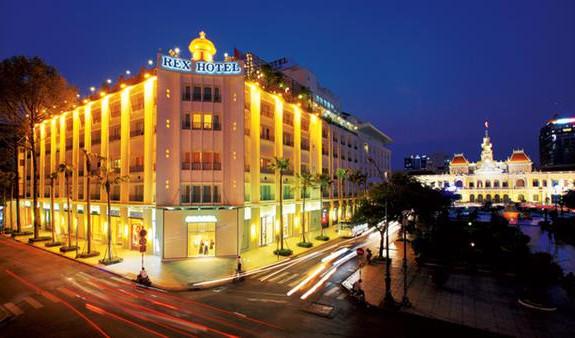 Một trong những khách sạn 5 sao lâu đời nhất do Saigontourist sở hữu. Ảnh S.T